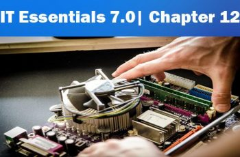 It essentials v7.0 Chapter 12 Exam Answers