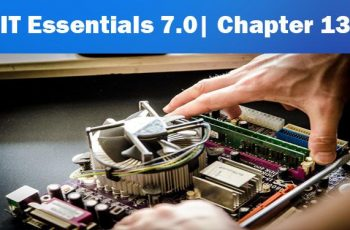 It essentials v7.0 Chapter 13 Exam Answers